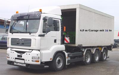 Garagentransporter Typ 142/6