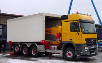 Garagentransporter Typ 150
