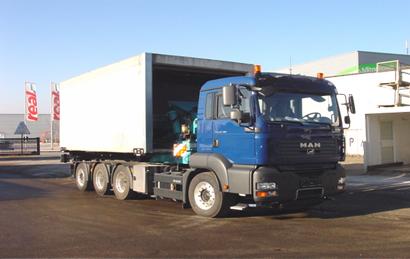 Garagentransporter Typ SFD 160